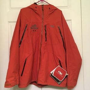 NWT Outdoor Research Axcess Ski/Board Jacket